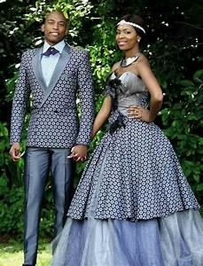 160 best shweshwe wedding images on pinterest african With african print wedding dresses