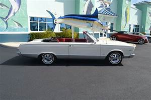 1966 Plymouth Valiant Signet Convertible  Driver Quality
