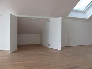 Innenschubladen Für Küchenschränke : 17 b sta id er om einbauschrank dachschr ge p pinterest dachschr genschrank speicher och ~ Orissabook.com Haus und Dekorationen