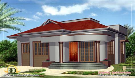 single storey bungalow house plans beautiful single
