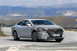 Spy Photos 2019 Buick Lacrosse Facelift Caught Testing In