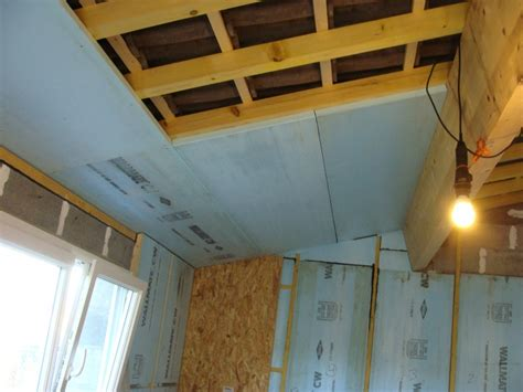 isolation atelier garage