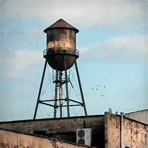 New York Water Tower 7 Photograph by Gary Heller