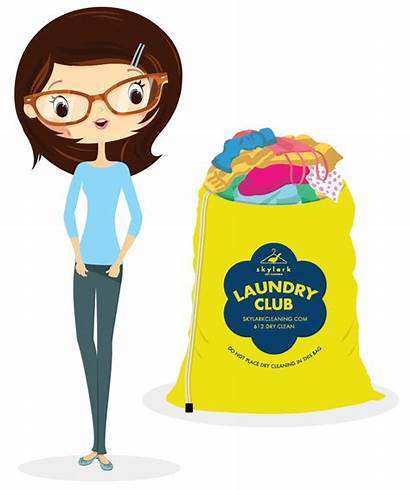 Clipart Clothes Clean Laundry Washed Cartoon Clip