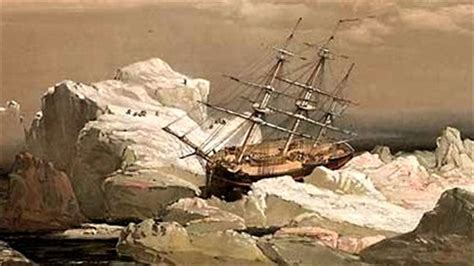 The Discovery Of An Arctic Shipwreck