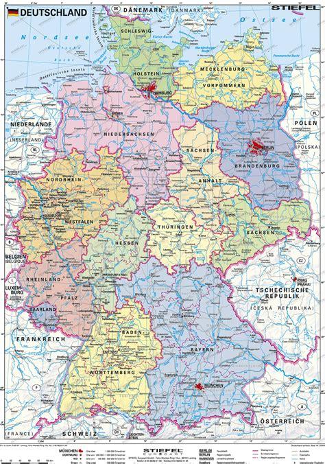 bilder landkarte deutschland  blog