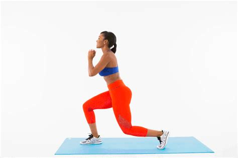 lunge butt lift workout explosive brazilian exercises exercise lunges abs jump minute firming assisted pushup foot hops lifestyle healthy