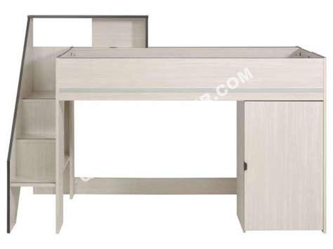 lit combiné bureau conforama lit conforama lit haut 90 cm gravity au meilleur prix