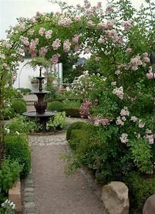 Rosen Für Rosenbogen : gartendeko blog rosen romantik ~ Orissabook.com Haus und Dekorationen