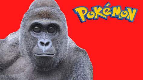 Dank Harambe Memes - people want harambe to become a pokemon because dank memes youtube