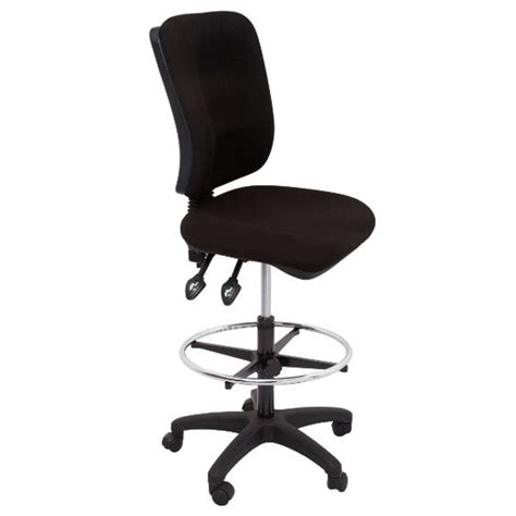 tooma heavy duty high back drafting chair office furniture