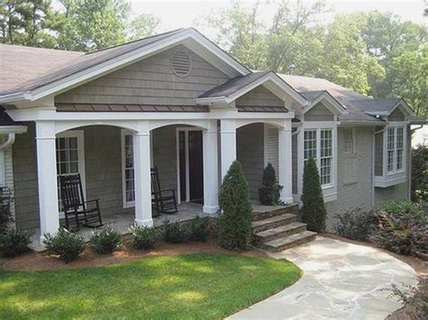 what is a porch front porch additions for ranch house