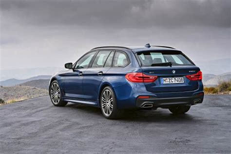 5 Series Touring Image by G31 Bmw 5 Series Touring Unveiled 1 700 Litre Boot Image