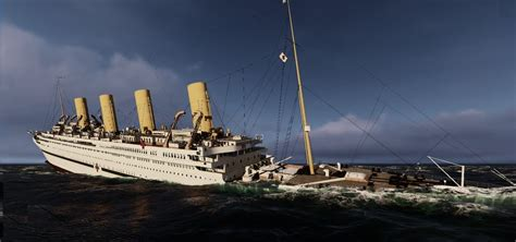 Britannic Sinking In 5 Minutes by Britannic Sinking Test Imagine By Mcflyhigh1 On Deviantart