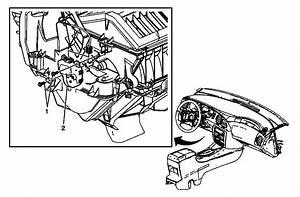 Blend Door Motor Replacement