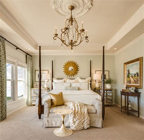 Bedroom Chandeliers White by 30 Exceptional Ideas For Decorating With A Sunburst Mirror