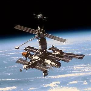 Random Blog  Mir Space Station