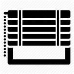 Icon Blind Window Windows Motor 512px