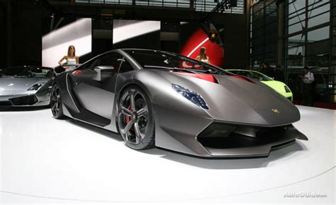 Lamborghini Opens New Facility To Build Specialty Models