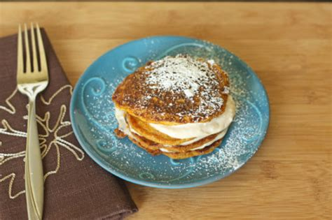 carrot cake pancakes couldnt  parve
