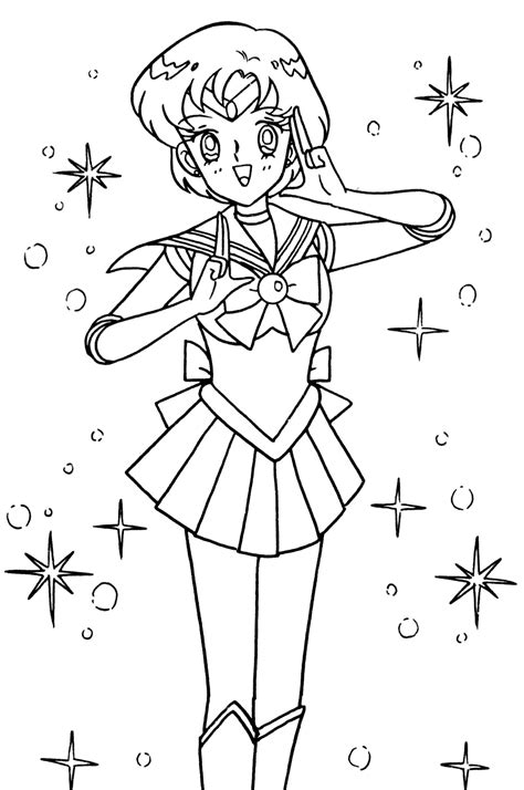 HD wallpapers sailor moon coloring pages