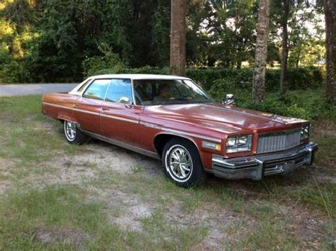 1976 Buick Electra Used Cars In Bonham