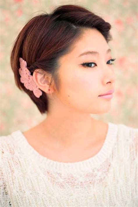 Asian Pixie Hairstyles by 15 Asian Pixie Cut Hairstyles Haircuts 2018