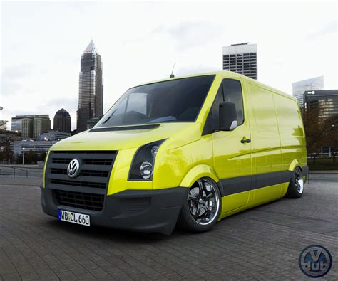 Vw Crafter Technical Details History Photos On Better