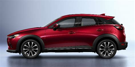Official 2019 Mazda Cx-3 Release Date And Design Specs