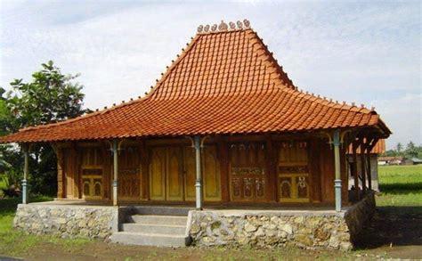 contoh gambar desain rumah adat provinsi jawa barat