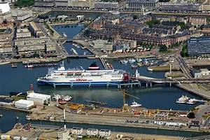 Le Havre Ferry In Le Havre High Normandy France Ferry