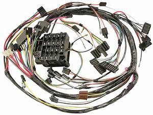 Wiring Harness  Dash  1970 Skylark  Auto  Column Shift  Man