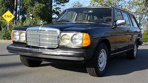 Mercedes 300 Td : 1981 mercedes 300td td sd station wagon break w123 diesel youtube ~ Medecine-chirurgie-esthetiques.com Avis de Voitures