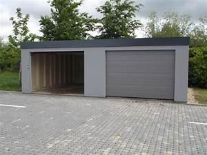 Doppelgarage Aus Holz : fertiggaragen typ multi doppelgarage ~ Sanjose-hotels-ca.com Haus und Dekorationen