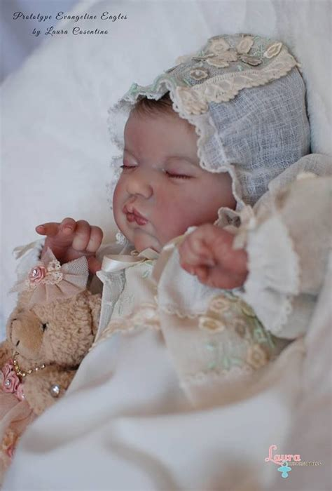 Serenity reborn doll kit by laura lee eagles. Pin de Elizabeth's en reborn babies! say What? | Muñeca ...
