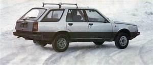 El Blog De Test Del Ayer  Clasicos  Renault 18 Break 4x4