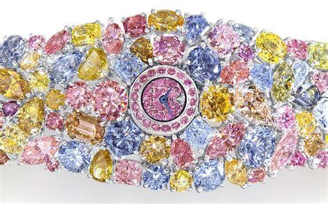 Graff Diamonds Hallucination, The $55 Million Quartz Watch