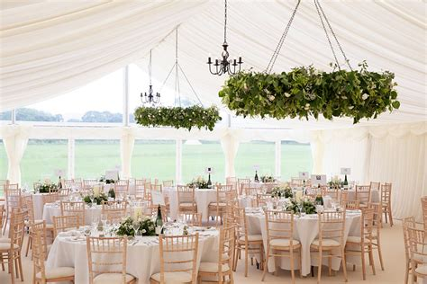 top tips   style  wedding marquee