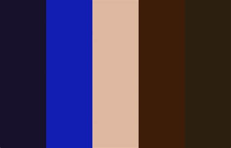 color palette royal parlor home wizards