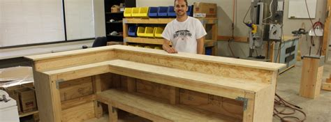 Diy Home Bar by Diy How To Build A Durable Home Bar Building Strong
