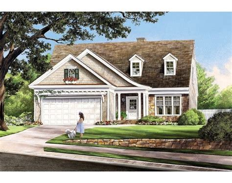 47 Best Two Story House Plans Images On Pinterest House