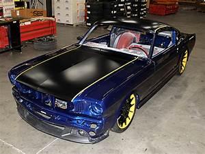 Sneak Peek: CJ Pony Parts '65 Mustang Project 50/30 SEMA Build - Street Muscle
