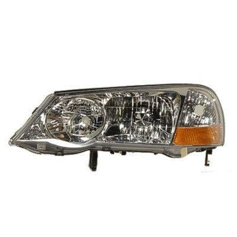 2003 Acura Tl Headlight by Acura Tl 2002 2003 Left Driver Side Replacement Headlight