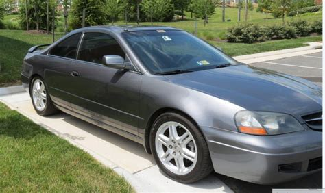 fs 2003 acura cl 3 2 type s with 6 speed acura acura