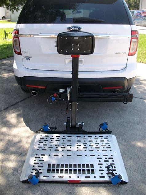 used wheelchair lift harmar al500 mobility lift
