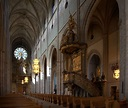 File:Uppsala Cathedral interior.jpg