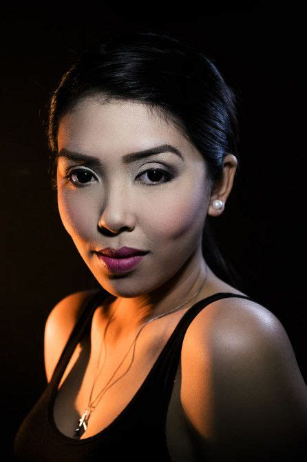 How To Dramatic Portrait Lighting Using Nothing But Lamps