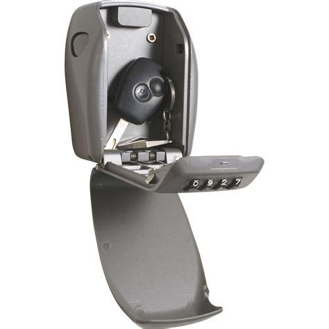 boite a clef exterieur minicoffre masterlock select access 224 fixer h 13 5 x l 10 5 x p 4 6 cm leroy merlin