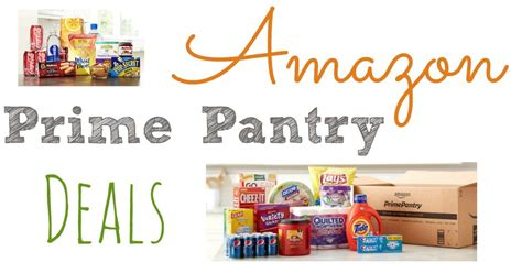 Amazon Prime Pantry Match Up