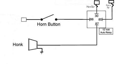 Horn Wiring Diagram by Gmc C7500 Wiring Diagram Horn Wiring Diagram Database